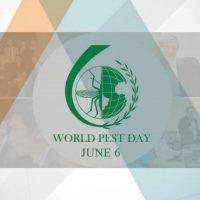 World Pest Day – Junio 6