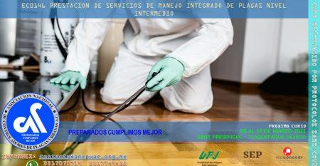 CURSO MANEJO INTEGRADO DE PLAGA NIVEL INTERMEDIO